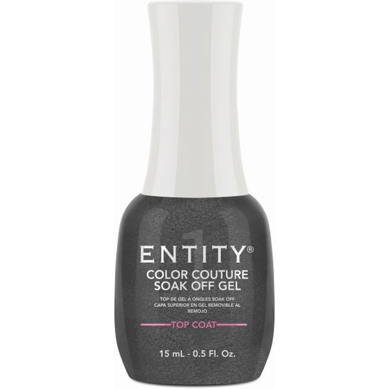 Entity Color-Couture  UV Top Coat Gel 15ml