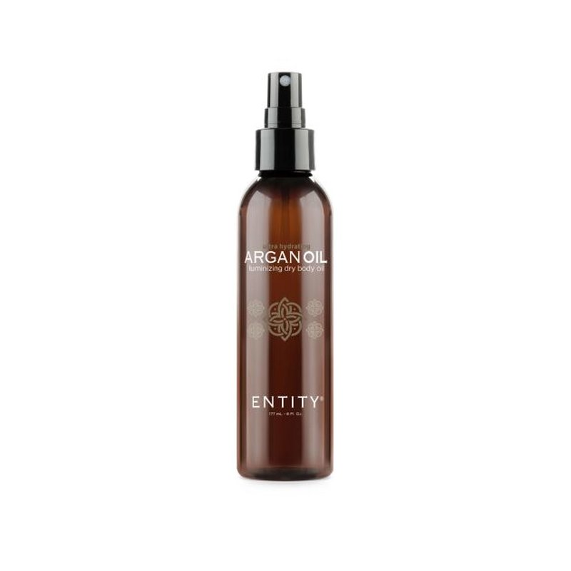 ENTITY ARGAN LUMINIZING DRY BODY OIL SPRAY 177ml