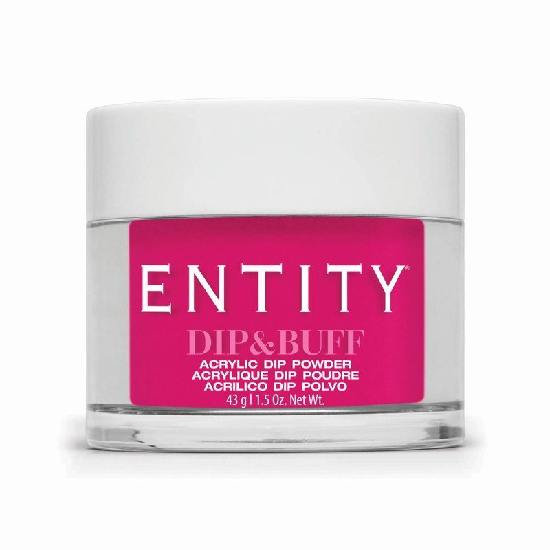 ENTITY Dip & Buff- Tres Chic Pink  43gr