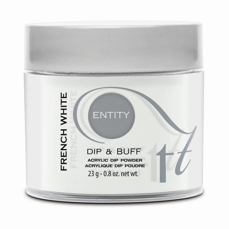 ENTITY Dip & Buff- French White 23gr