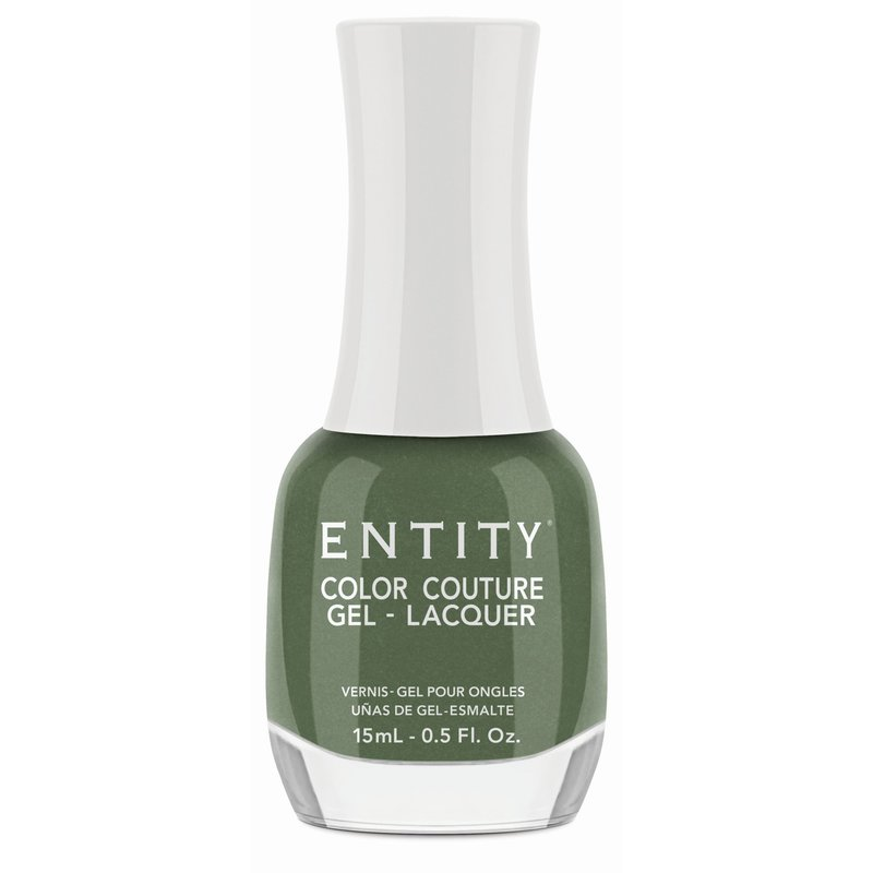 Entity Gel Lacquer Dripping In Emeralds