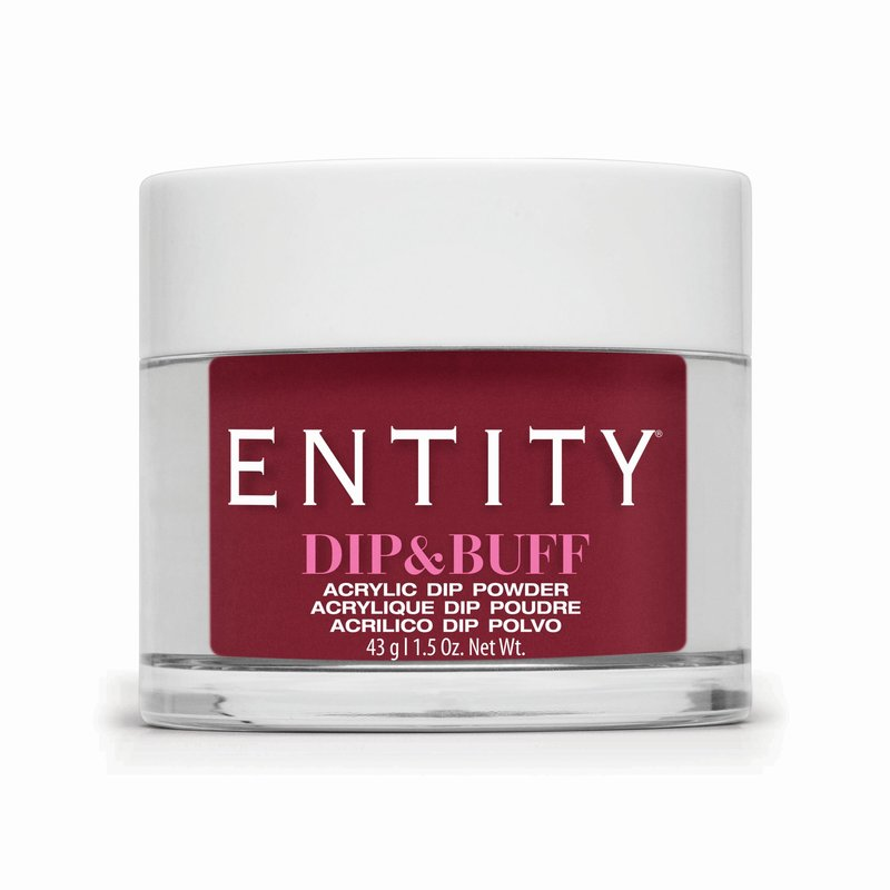 ENTITY Dip & Buff- ROMANCING ROUGE  43gr