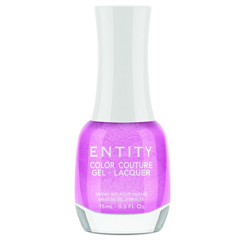 Entity Gel Lacquer Ruching Pink
